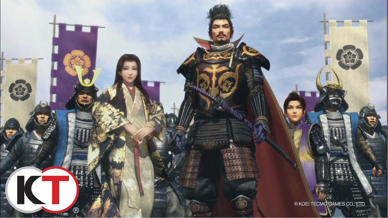 Koei Tecmo anuncia Nobunaga's Ambition: Taishi with Power-up Kit para o Nintendo Switch