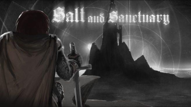 [Switch] Versão física de Salt and Sanctuary foi lançado hoje