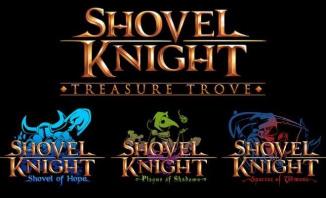 """Yacht Club irá compartilhar """"um primeiro olhar em um novo jogo vindo para Shovel Knight: Treasure Trove"""" na próxima semana"""
