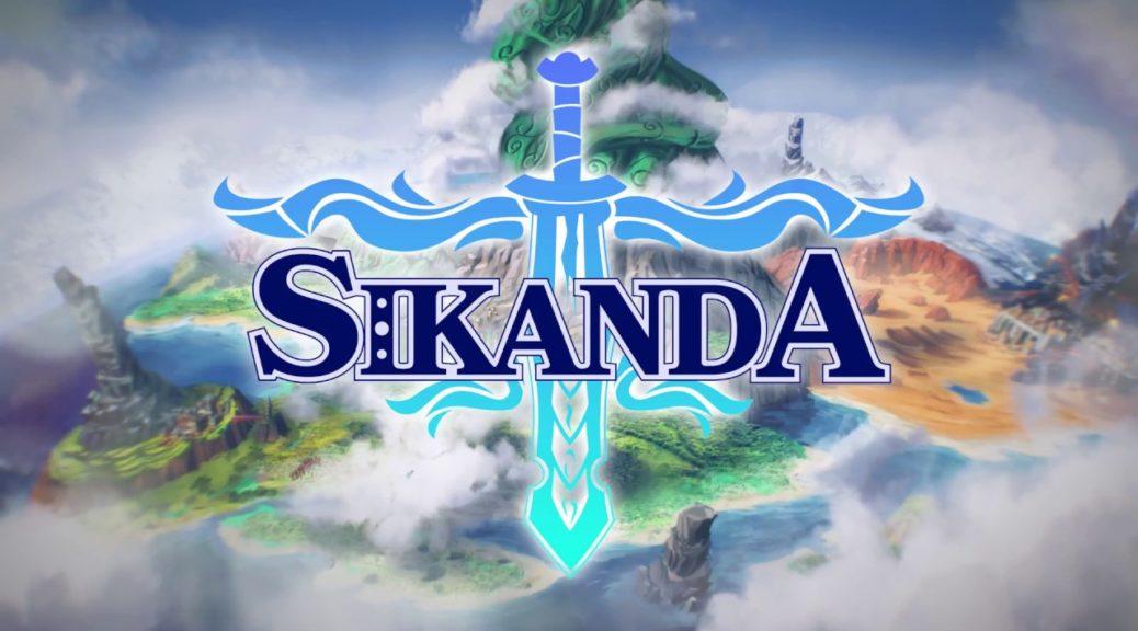 Sikanda foi confirmado para o Switch