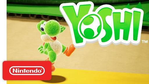 Nome oficial do jogo do Yoshi para Switch foi revelado