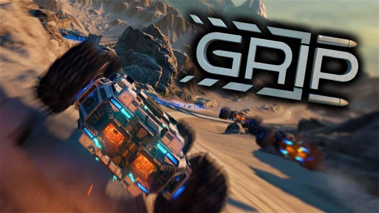 [Switch] Wired Productions revela detalhes do modo multiplayer para Grip: Combat Racing; Data de lançamento