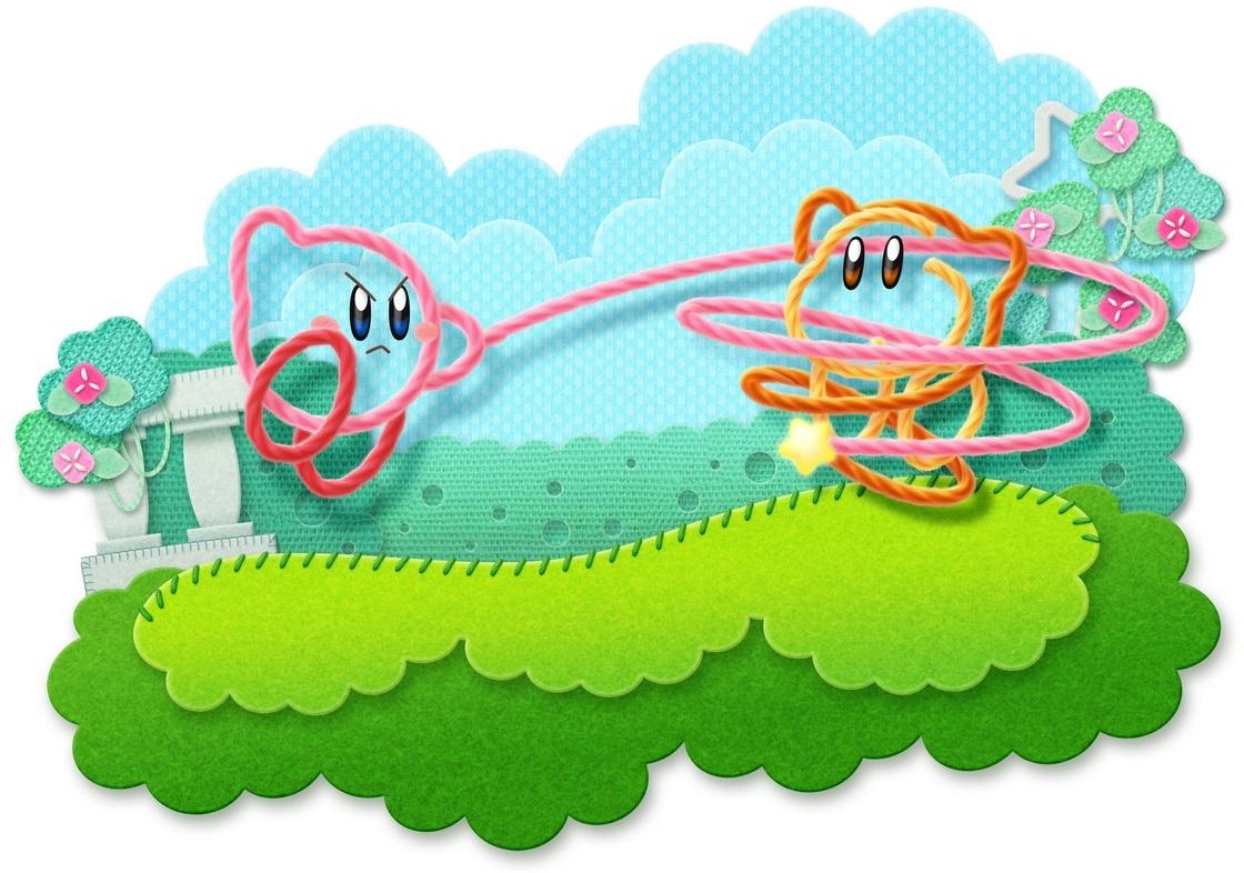 (3DS) Kirby's Extra Epic Yarn é anunciado, trailer e boxart do jogo