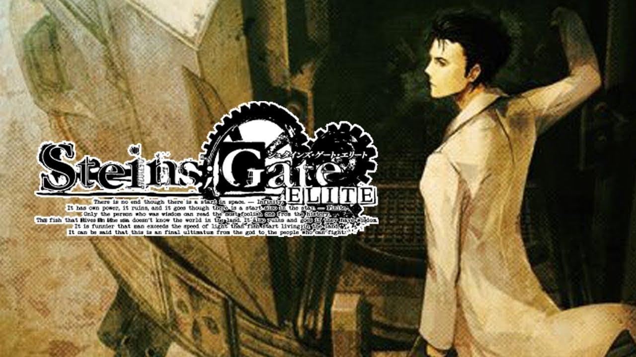 (Switch) Versão ocidental de Steins;Gate Elite ganha data de lançamento e edição de colecionador