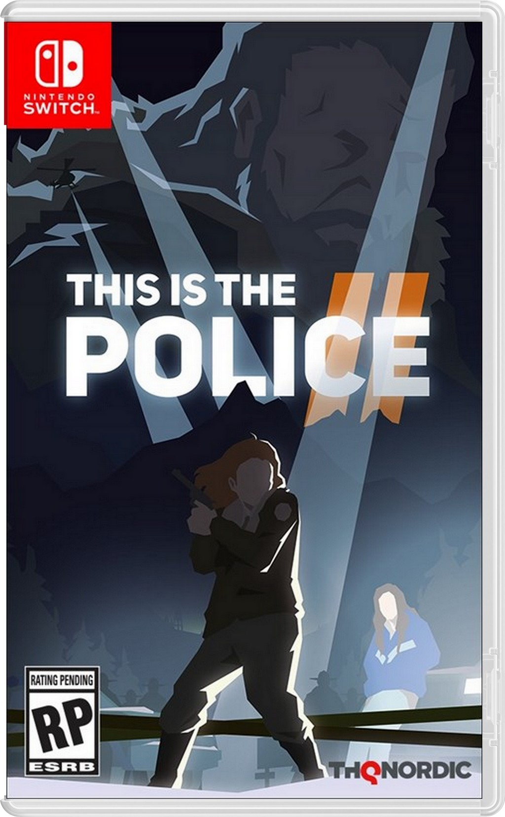 This is the Police 2 (NA-PAL)