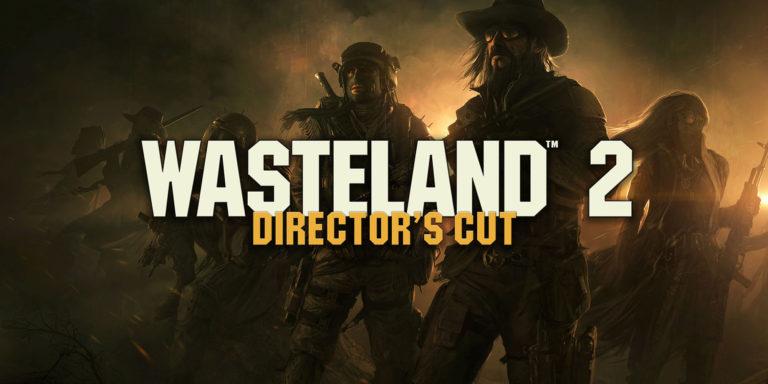 Versão física de Wasteland 2 Director's Cut chega em abril no Switch, de acordo com varejista