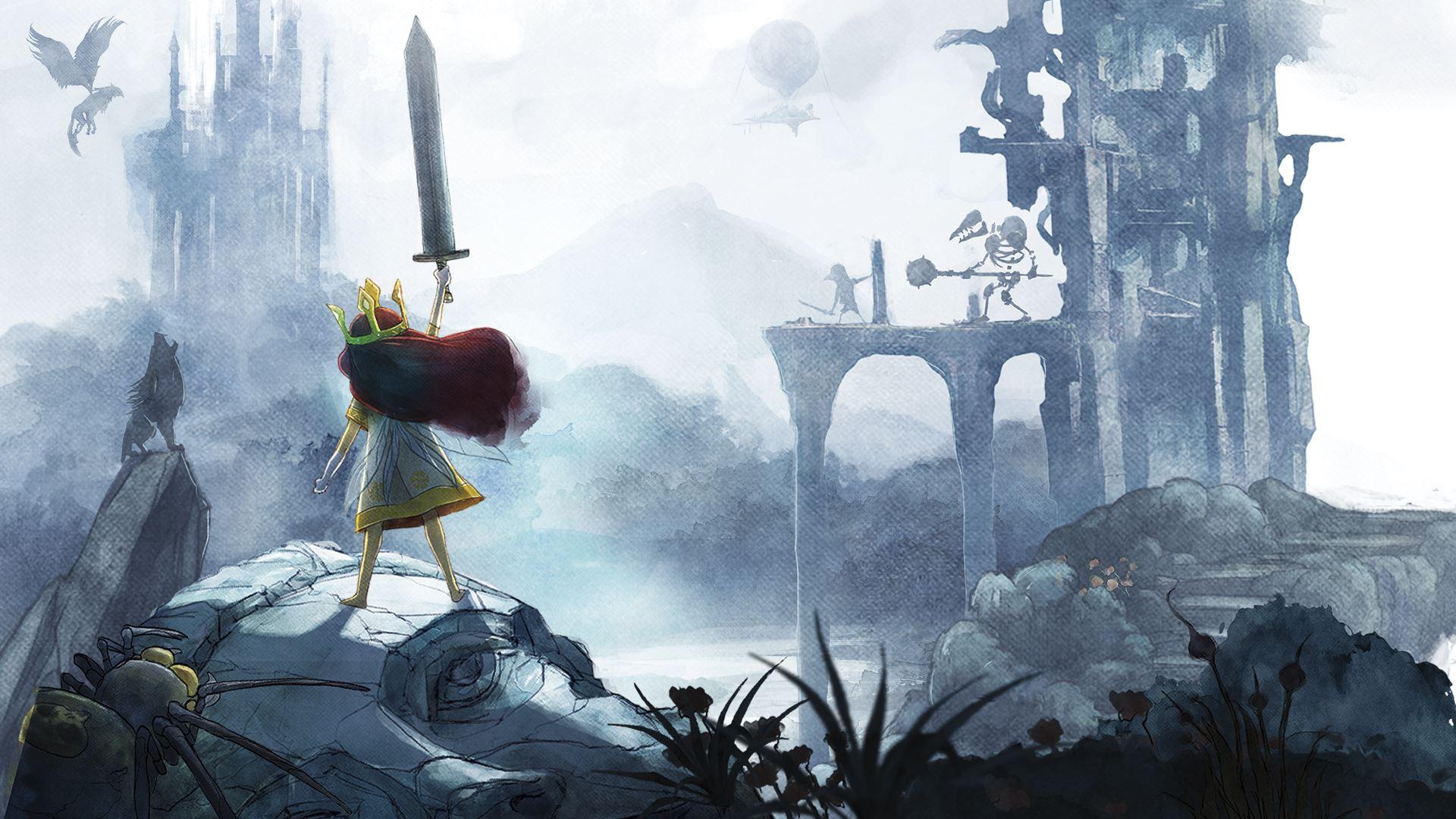 [Switch] Versão física que combina Child of Light e Valiant Hearts chega no próximo mês