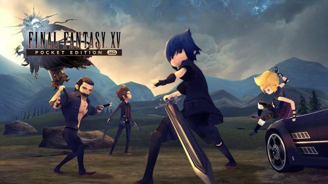 Promoção na eShop da América do Norte – Sonic Forces, Nights of Azure 2, Final Fantasy XV Pocket Edition e mais