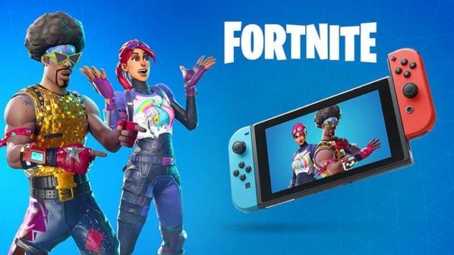 ERRATA: Fortnite para Switch continua a ter o Crossplay com outros consoles; Entenda