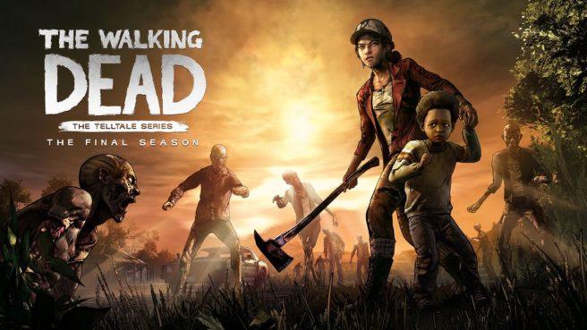 [Switch] The Walking Dead: The Final Season terá edição física
