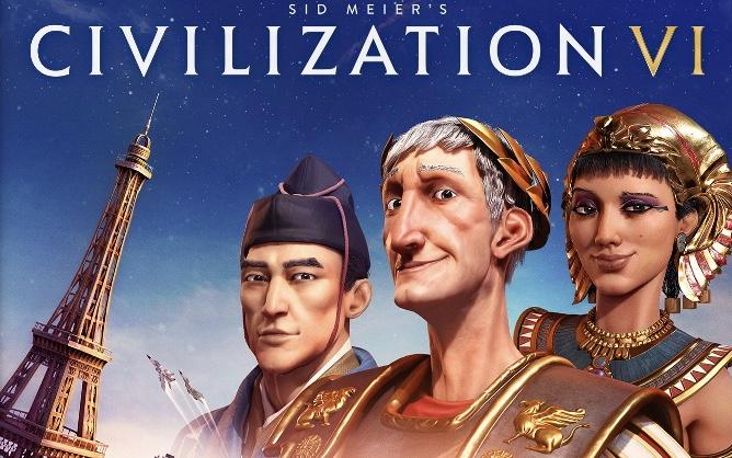 [Switch] Confira a arte da capa de Civilization VI