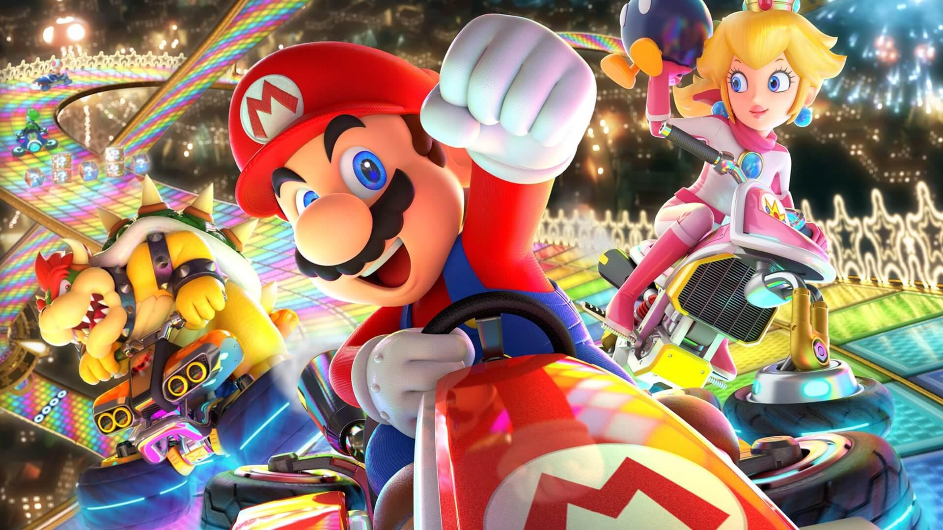 França: Mario Kart 8 Deluxe vendeu mais em 2018 que em seu ano de lançamento
