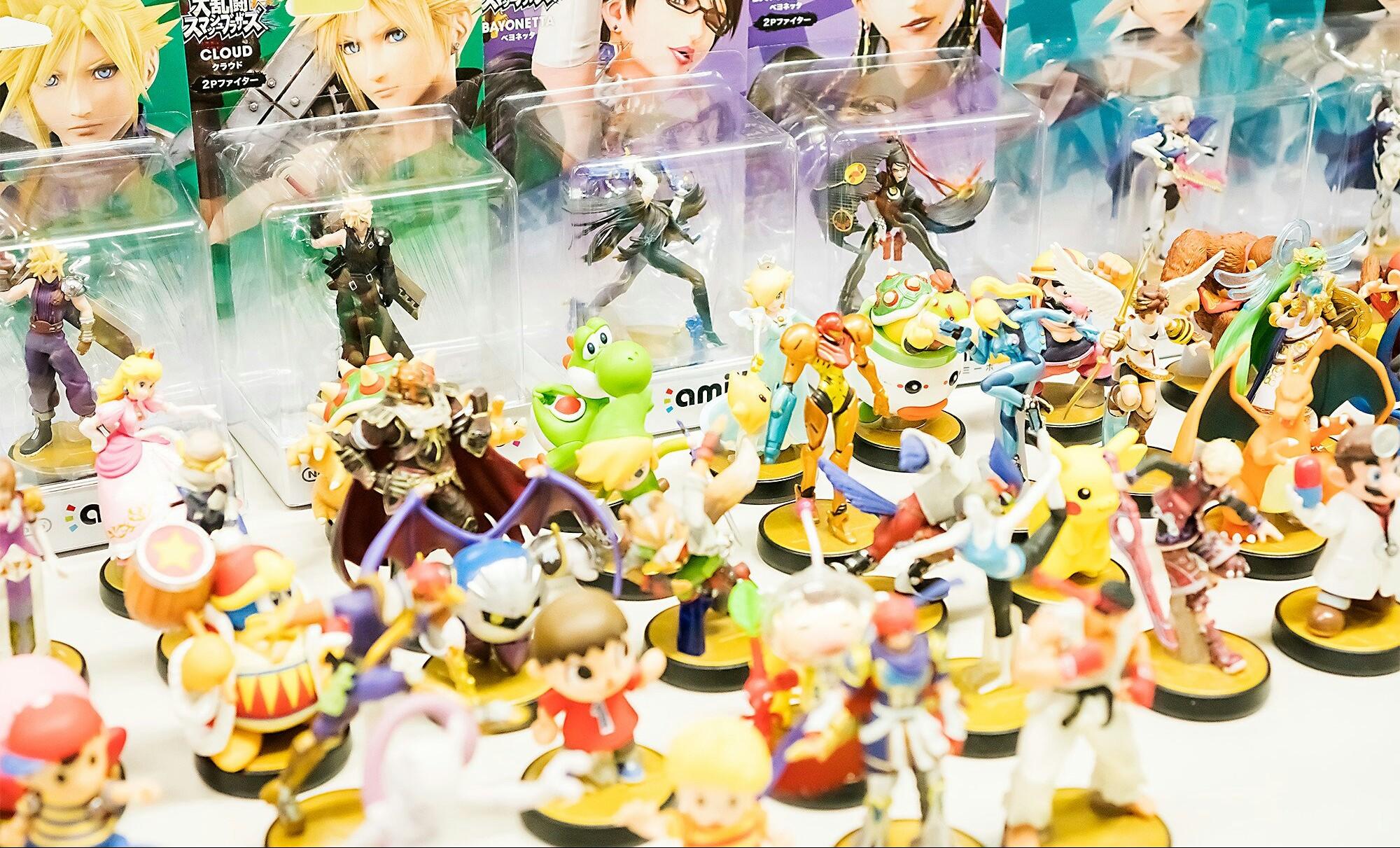 Mais de 50 milhões de amiibo já foram vendidos em todo o mundo; Linha Nintendo Classics já somam 10 milhões de unidades