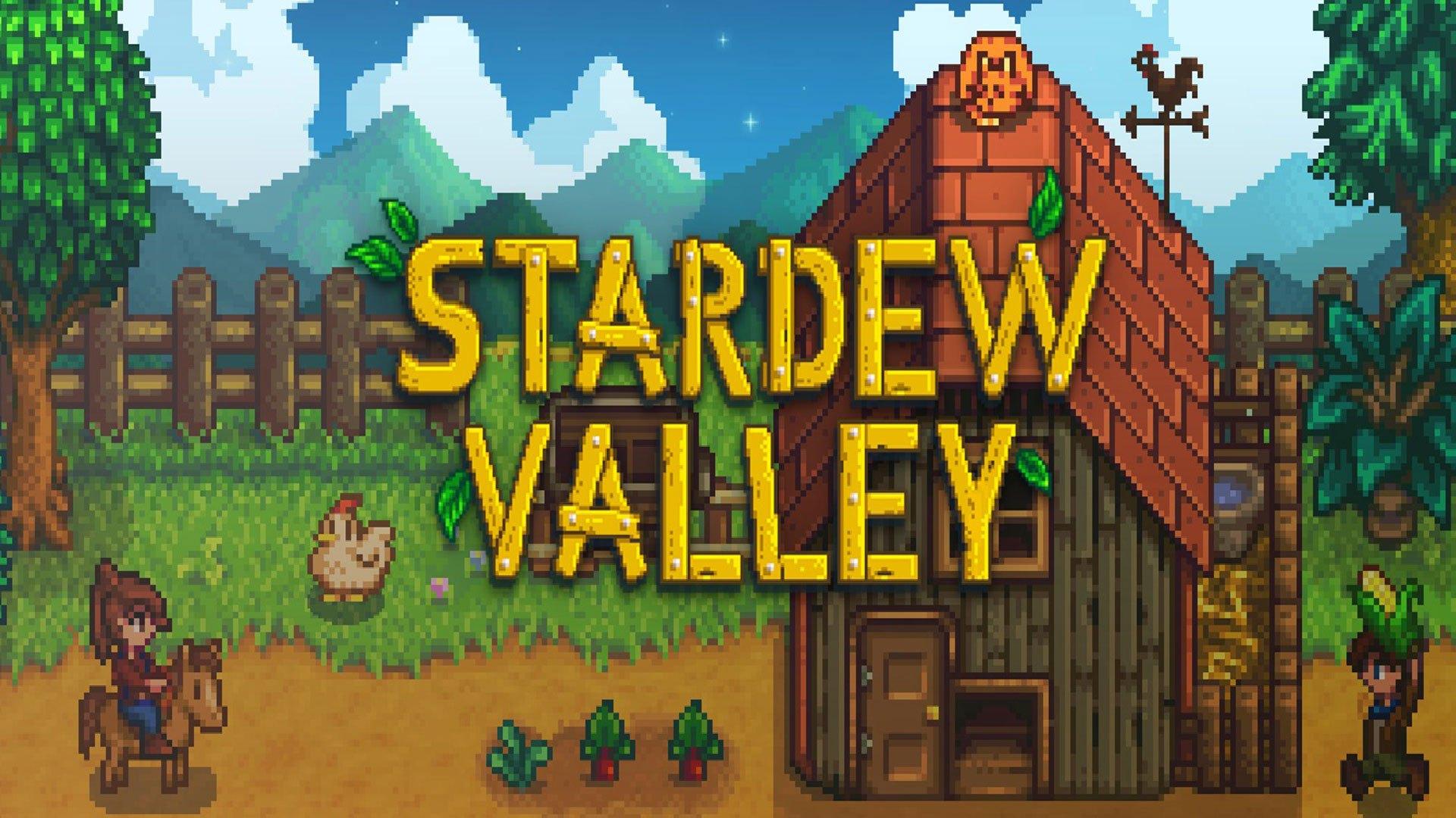 """Desenvolvedor de Stardew Valley diz que o Switch é o """"verdadeiro lar para o jogo"""""""
