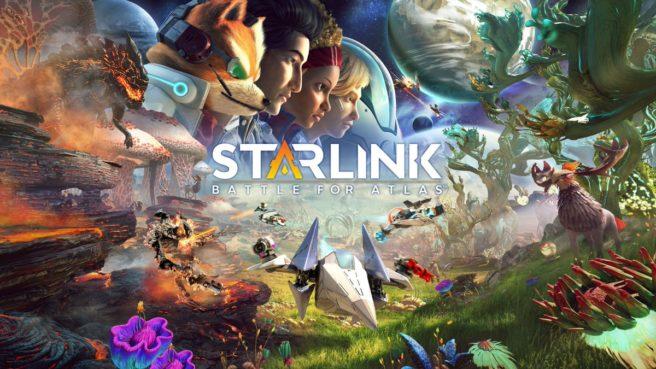 Starlink: Battle for Atlas ganhará novo conteúdo focado em Star Fox