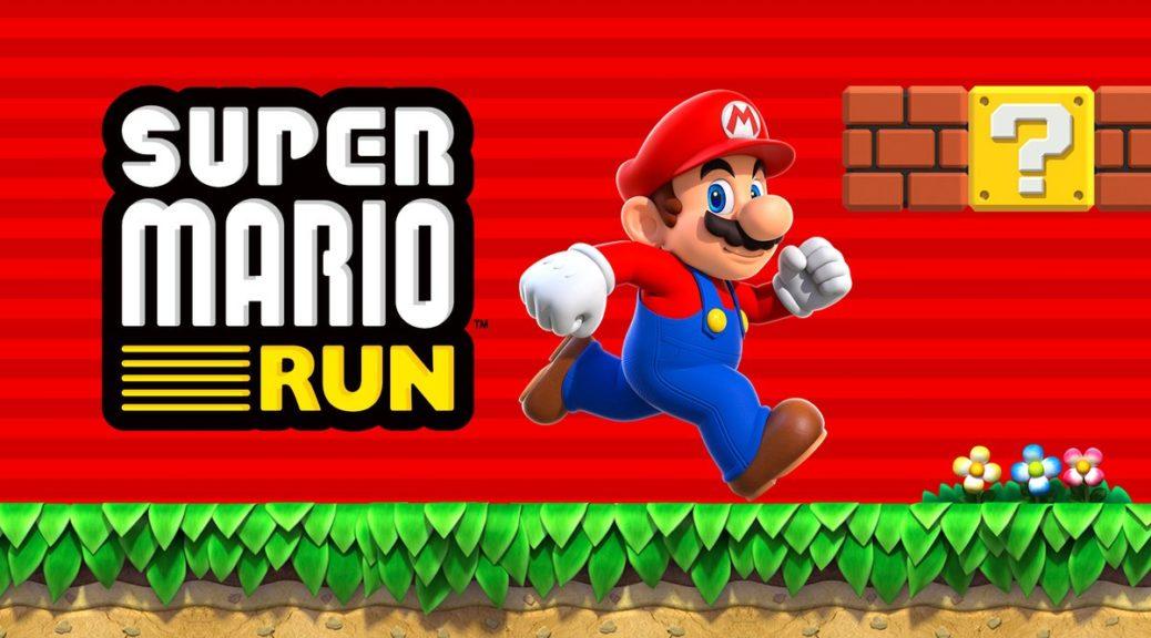 [Mobile] Super Mario Run já conta com quase 300 milhões de downloads, 90% fora do Japão