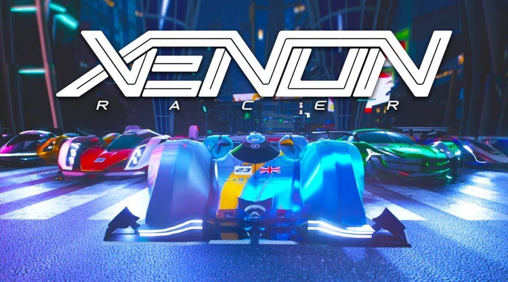 SOEDESCO anuncia Xenon Racer para o Nintendo Switch; trailer