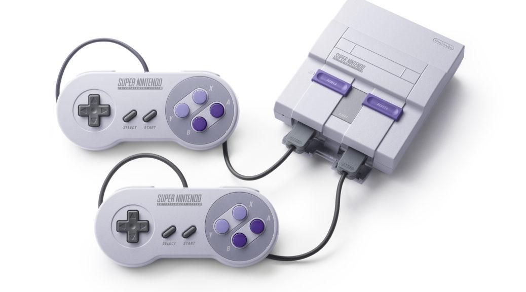 GameSpot: O SNES Classic Edition é superior ao PlayStation Classic Edition