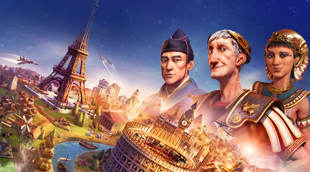 [Switch] Sid Meier's Civilization IV possui Cloud Save gratuito