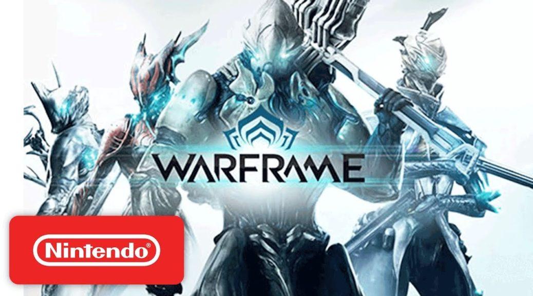 [Switch] Warframe tem tamanho do arquivo revelado; detalhes