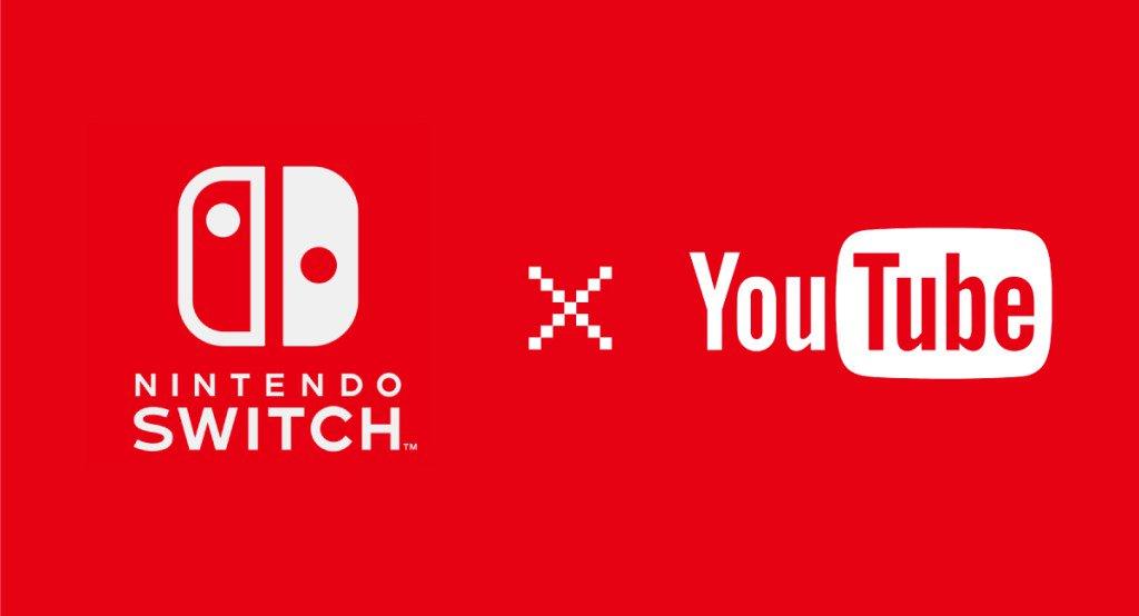 Aparentemente, YouTube App chegará ao Switch na próxima semana
