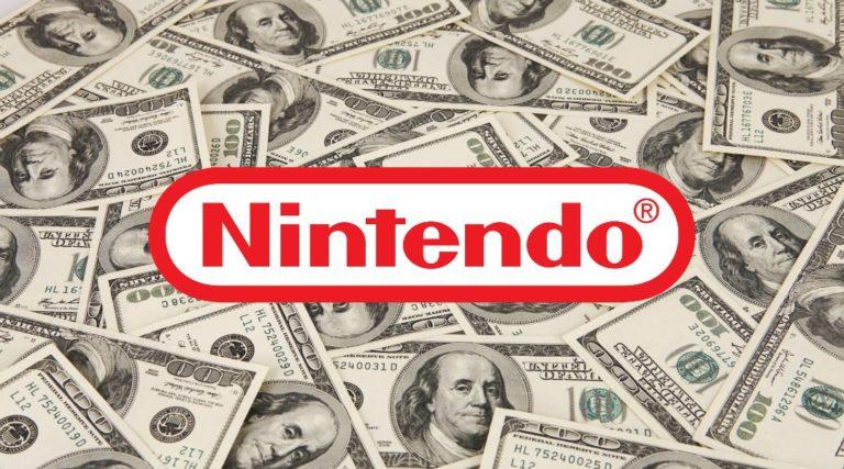 Após rumor da WSJ, ações da Nintendo sobem quase 5%