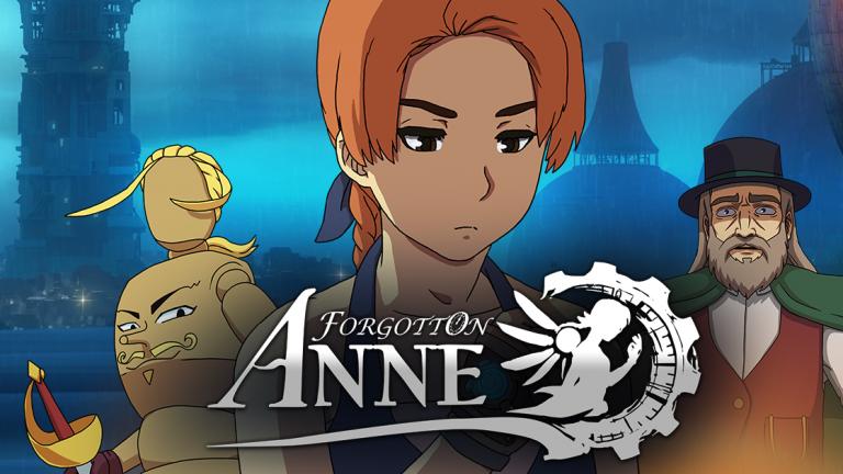 [eShop] Forgotten Anne chega ao Switch na próxima semana