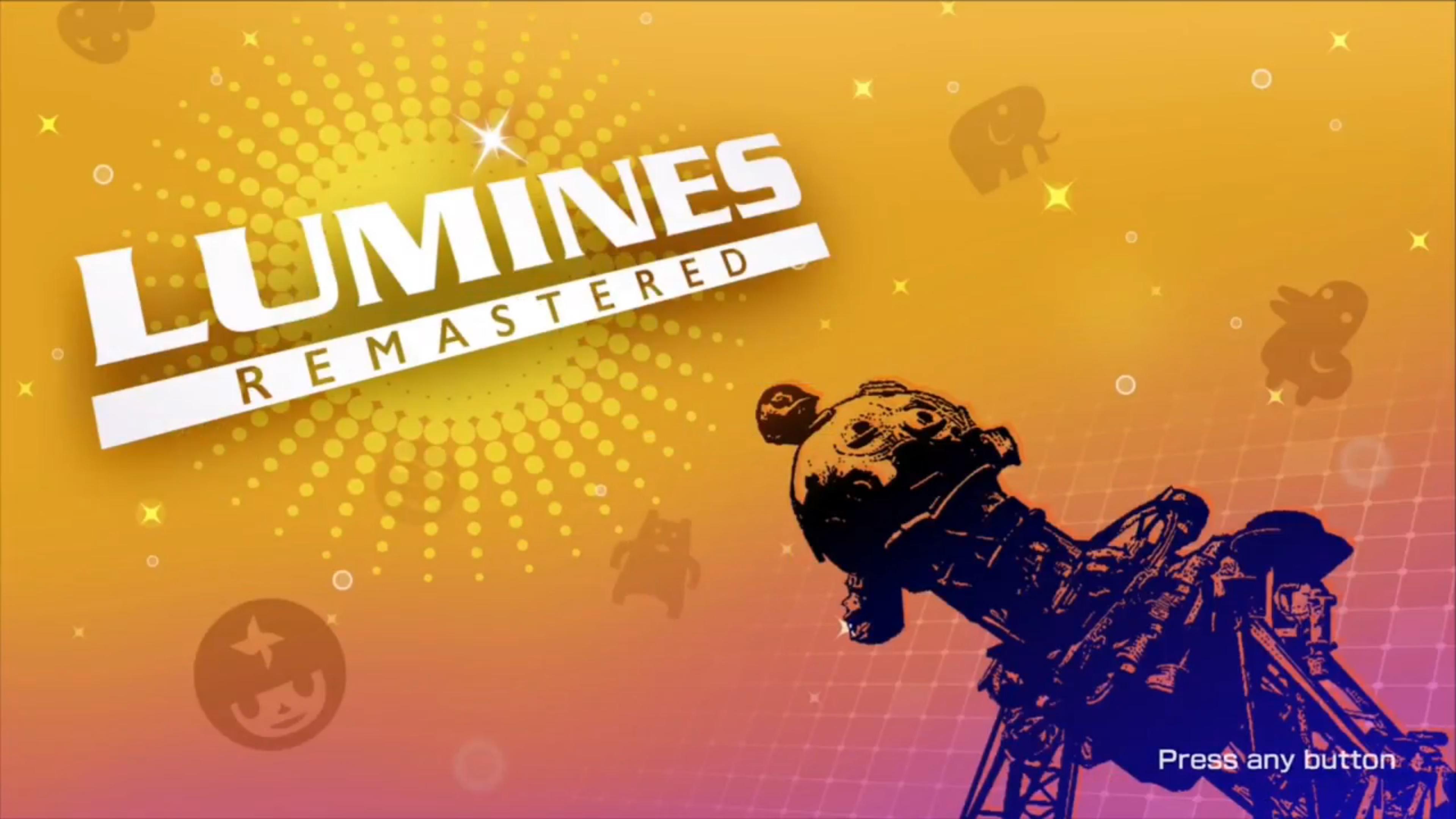 Lumines Rematered vendeu mais no Switch do que nas outras plataformas