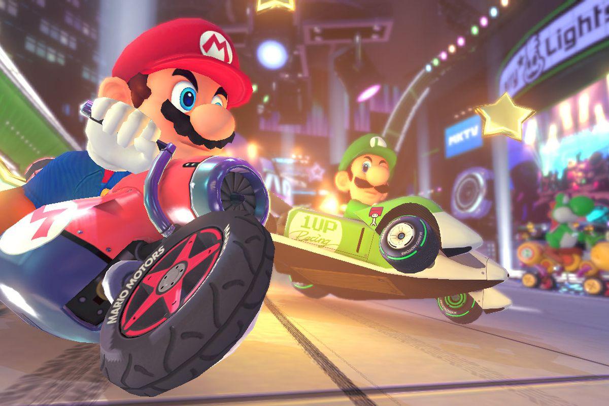 Espanha: Mario Kart 8 Deluxe foi o terceiro jogo mais vendido em maio