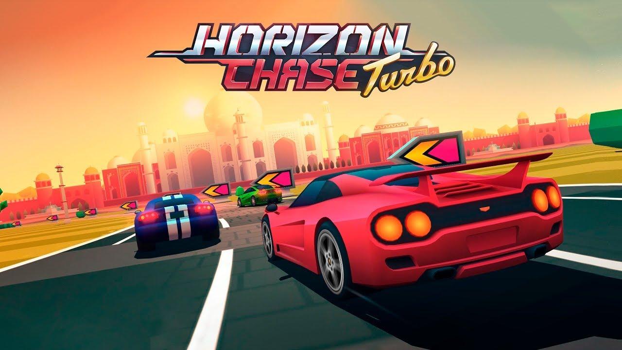 Horizon Chase Turbo chega este mês no Nintendo Switch através da eShop