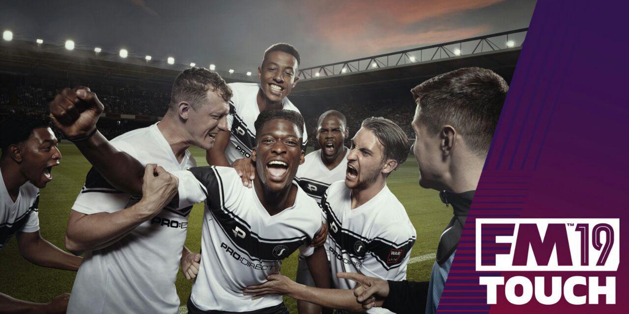 Football Manager 2019 Touch já está disponível na eShop do Nintendo Switch; trailer