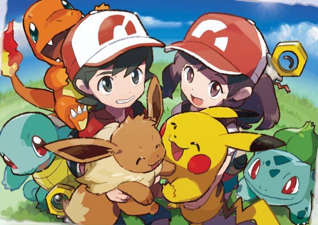 Pokémon Let's Go vende 116.000 cópias no Reino Unido; Boost de vendas para o Switch e seus jogos