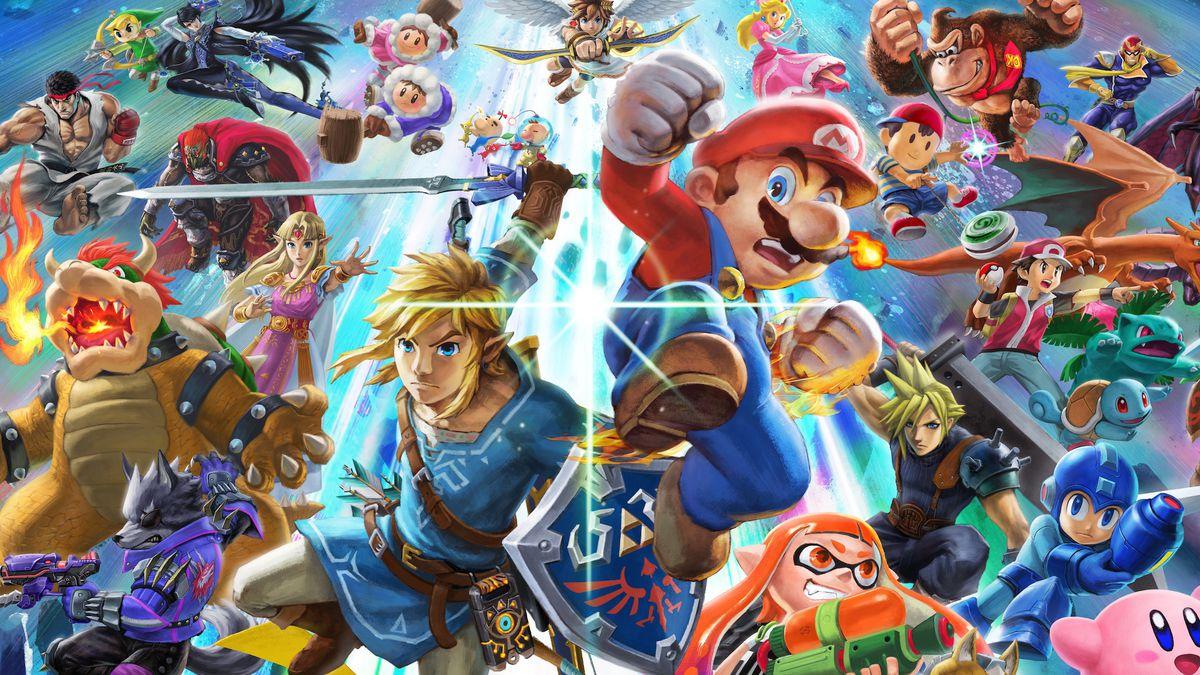 Famitsu: Vendas para Super Smash Bros. Ultimate no Japão, Switch vendeu 278 mil unidades na semana de lançamento do jogo
