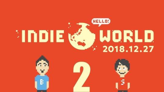 [Switch] Nintendo anuncia a apresentação Indies World