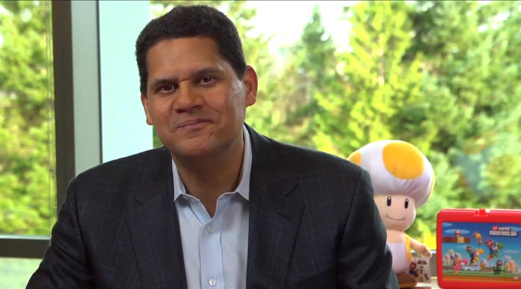 """Reggie: """"O Wii U foi uma falha necessária"""""""