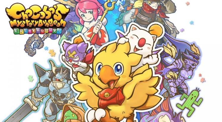 [Switch] Chocobo's Mystery Dungeon: Every Buddy! possivelmente adiado para 2019