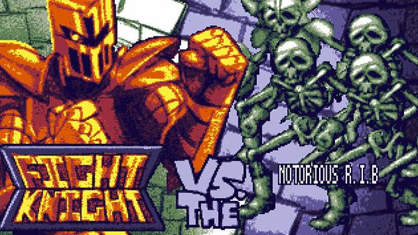 [Switch] Fight Knight ganha janela de lançamento; Trailer
