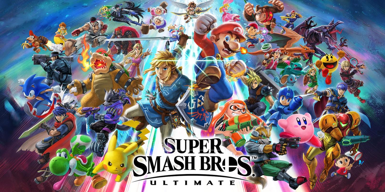 Super Smash Bros. Ultimate já está esgotado em uma das maiores vajeristas do Japão