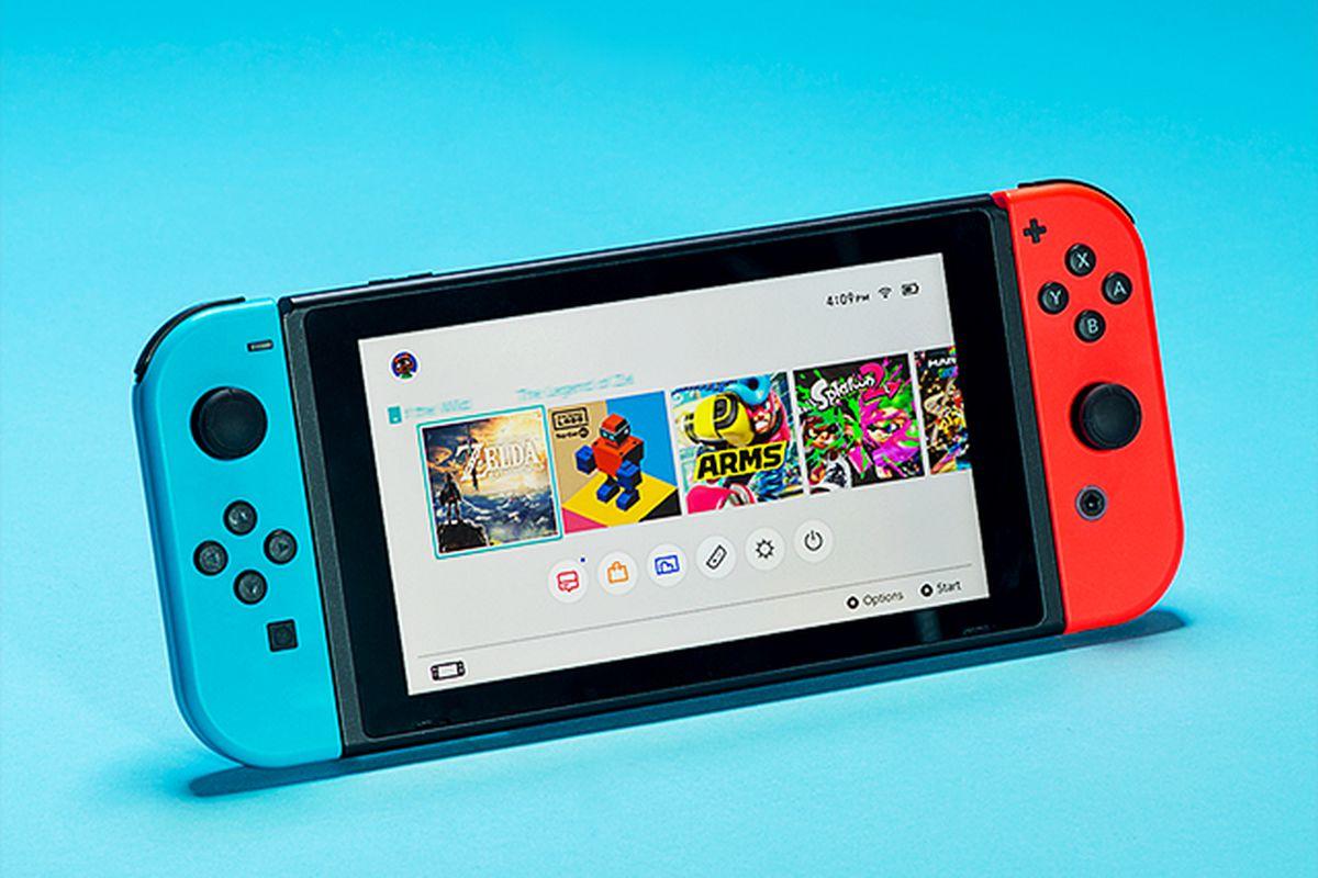 Nintendo Switch já vendeu mais de 2 milhões de unidades na França, vendas do 3DS em 2018 e mais