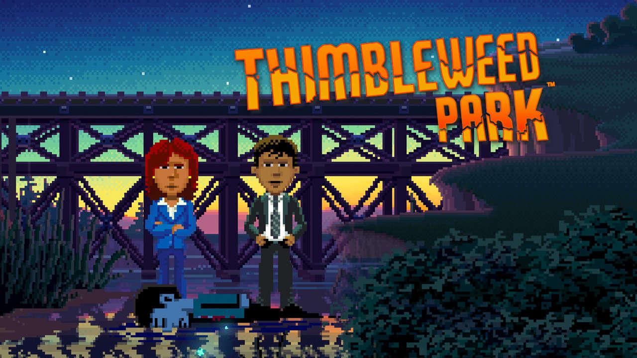 Thimbleweed Park vendeu mais no Switch do que nas outras plataformas