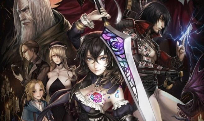 "Desenvolvimento de Bloodstained: Ritual of the Night ""atingiu seu pico"""