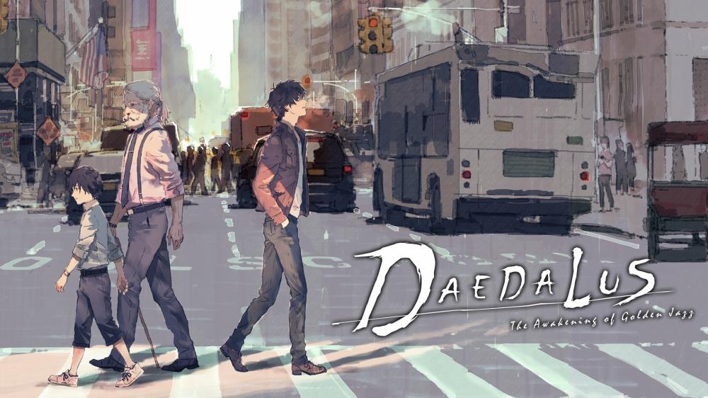 Daedalus: The Awakening of Golden Jazz chega em maio na Ásia com suporte ao idioma inglês