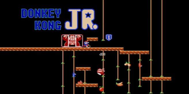 [Switch] Arcade Archives Donkey Kong Jr. chega nesta semana