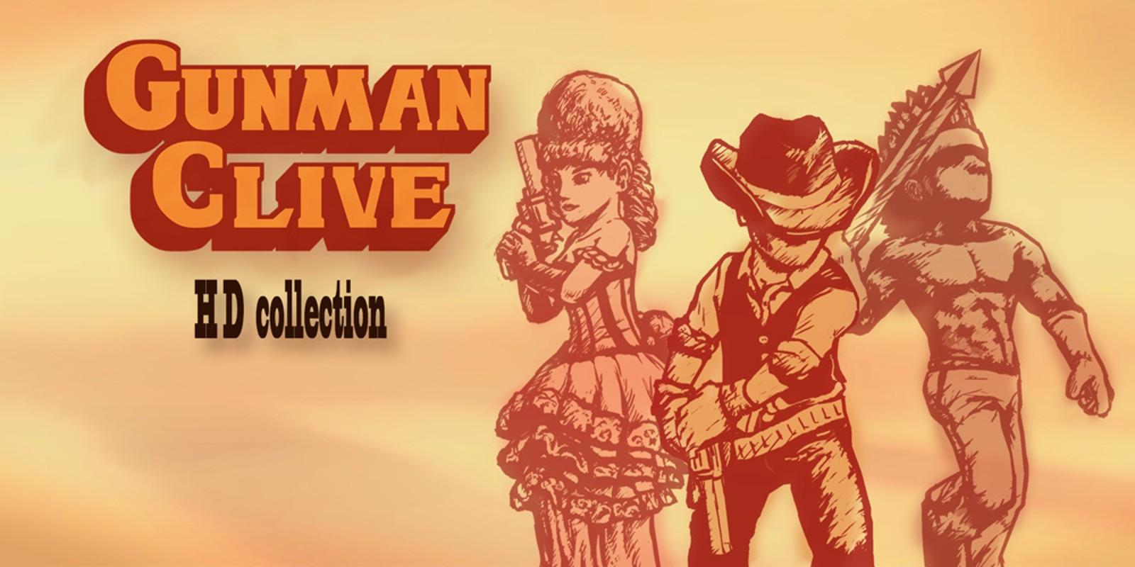 Gunman Clive HD Collection está confirmado para o Switch