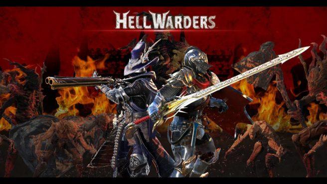 [Switch] Hell Warders recebe data de lançamento; trailer