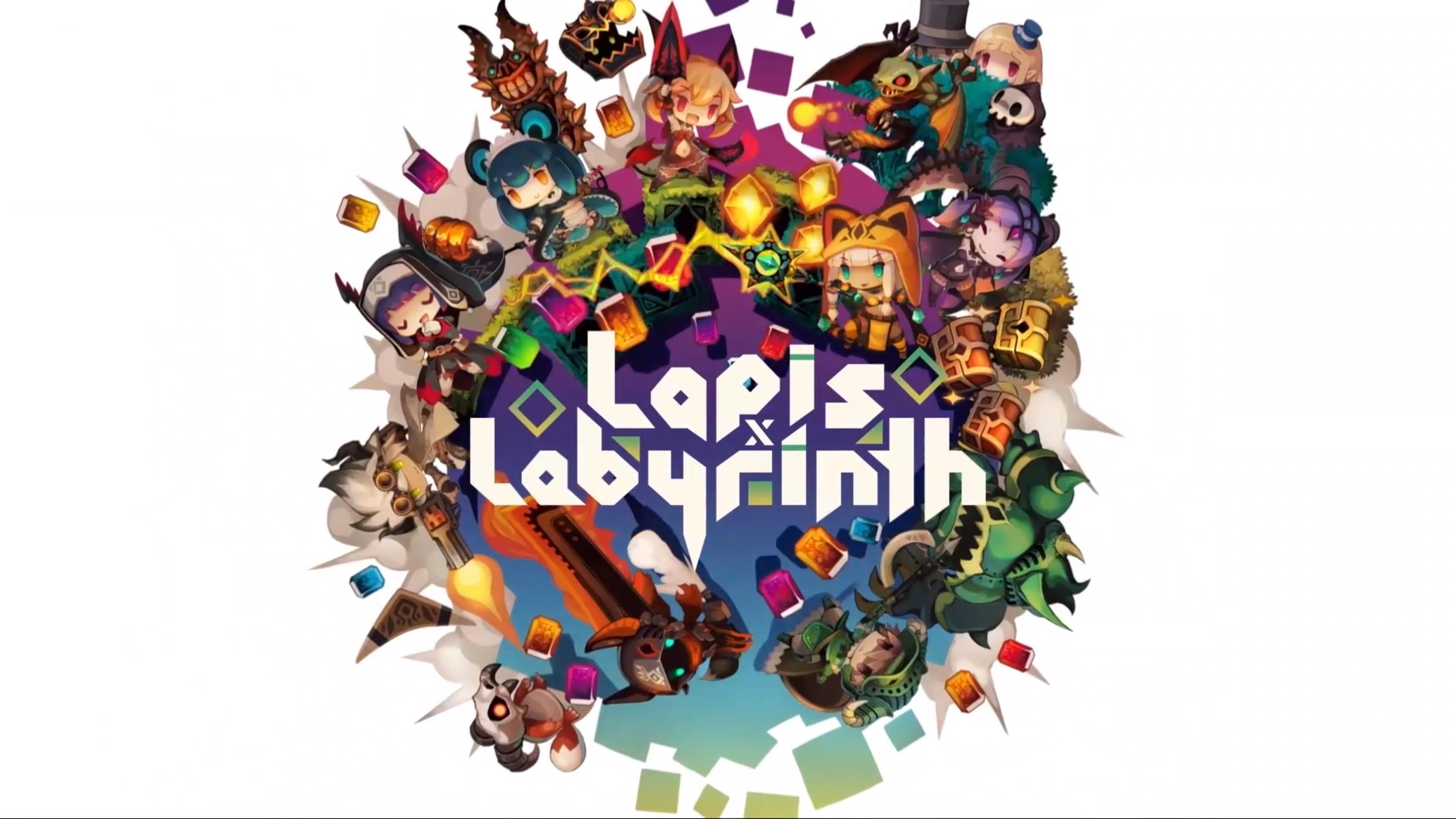 Lapis x Labyrinth chega em 2019 no ocidente, trailer