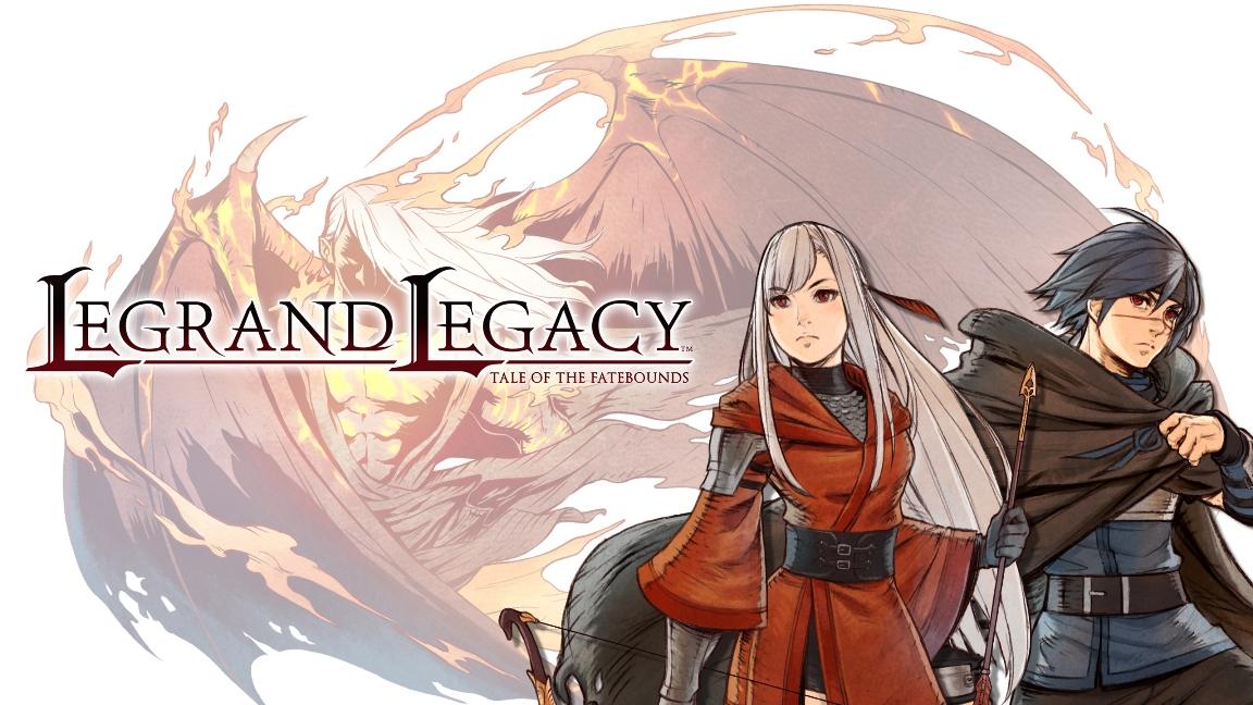 Legrand Legacy: Tale of the Fatebounds chega em janeiro de 2019 através da eShop do Nintendo Switch