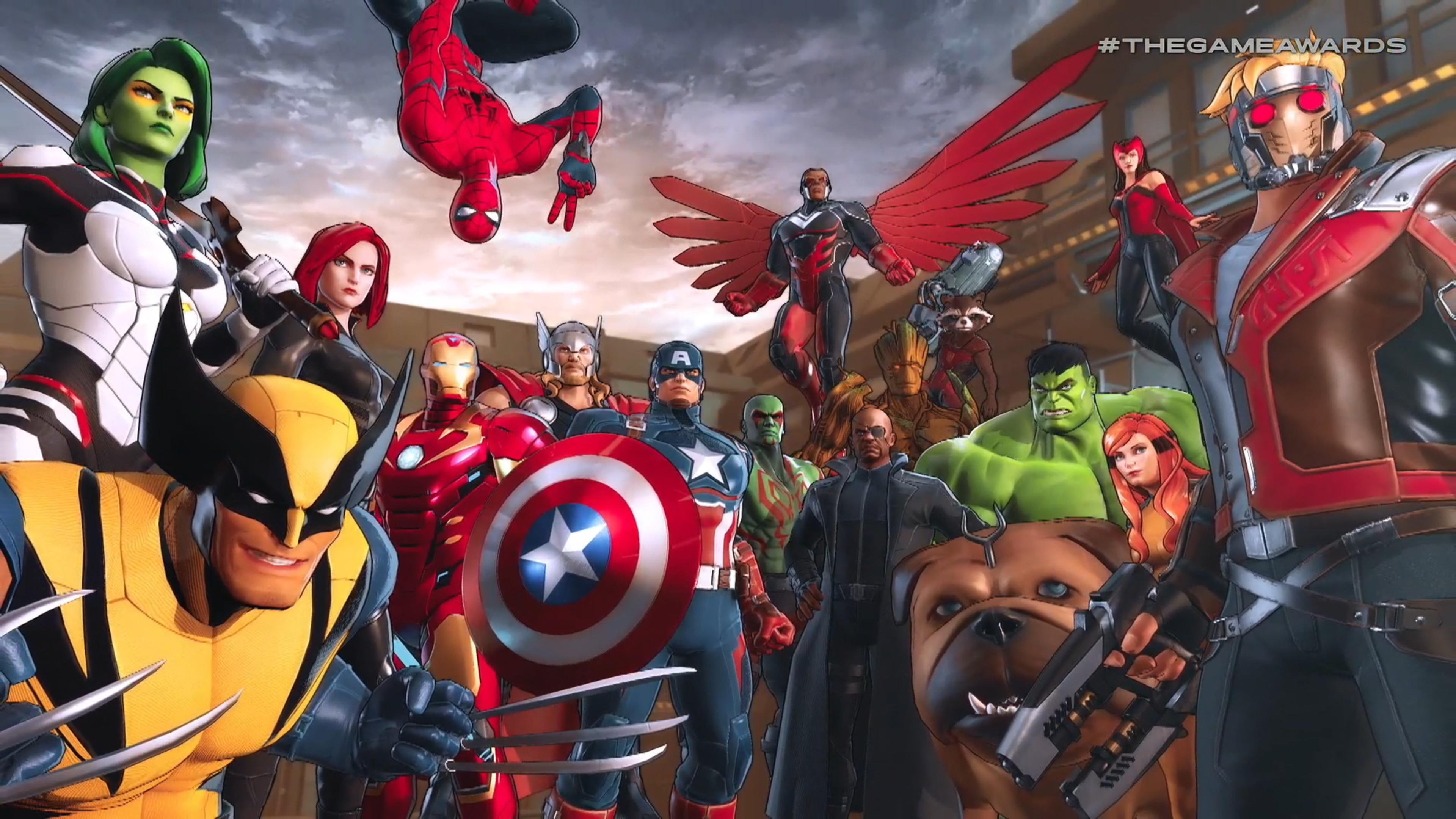 Marvel: Ultimate Alliance 3: The Black Order é anunciado exclusivamente para o Nintendo Switch
