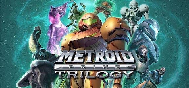 Liam Robertson diz que Metroid Prime Trilogy chegará ao Switch