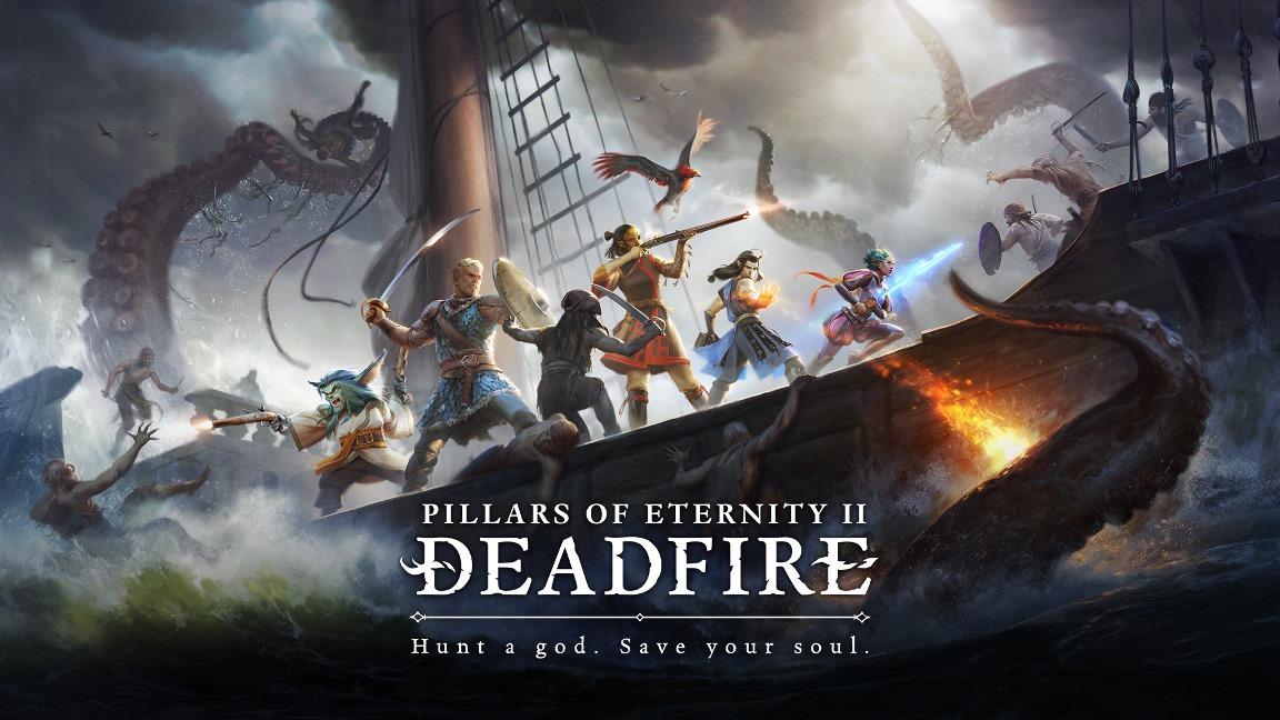 Pillars of Eternity II: Deadfire para Switch é adiado para 2019, jogo está sendo portado pela Grip Digital